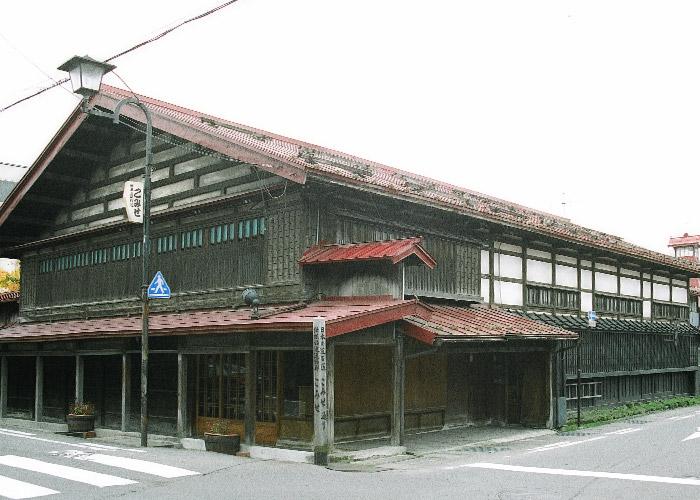 こみせ美術館 西谷家住宅