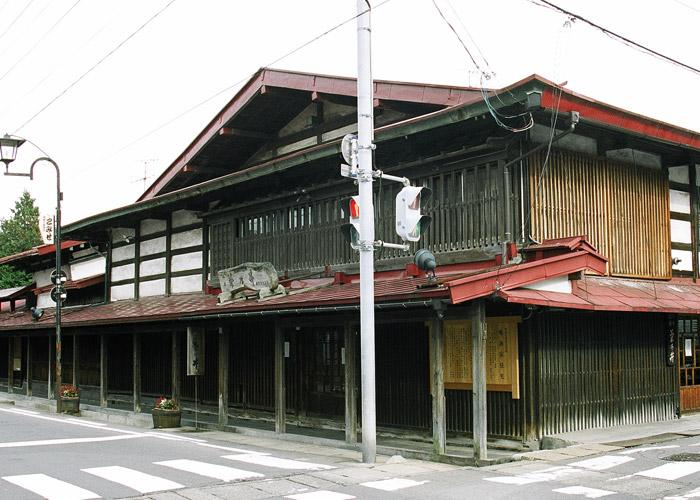 文四郎酒蔵館 鳴海醸造店