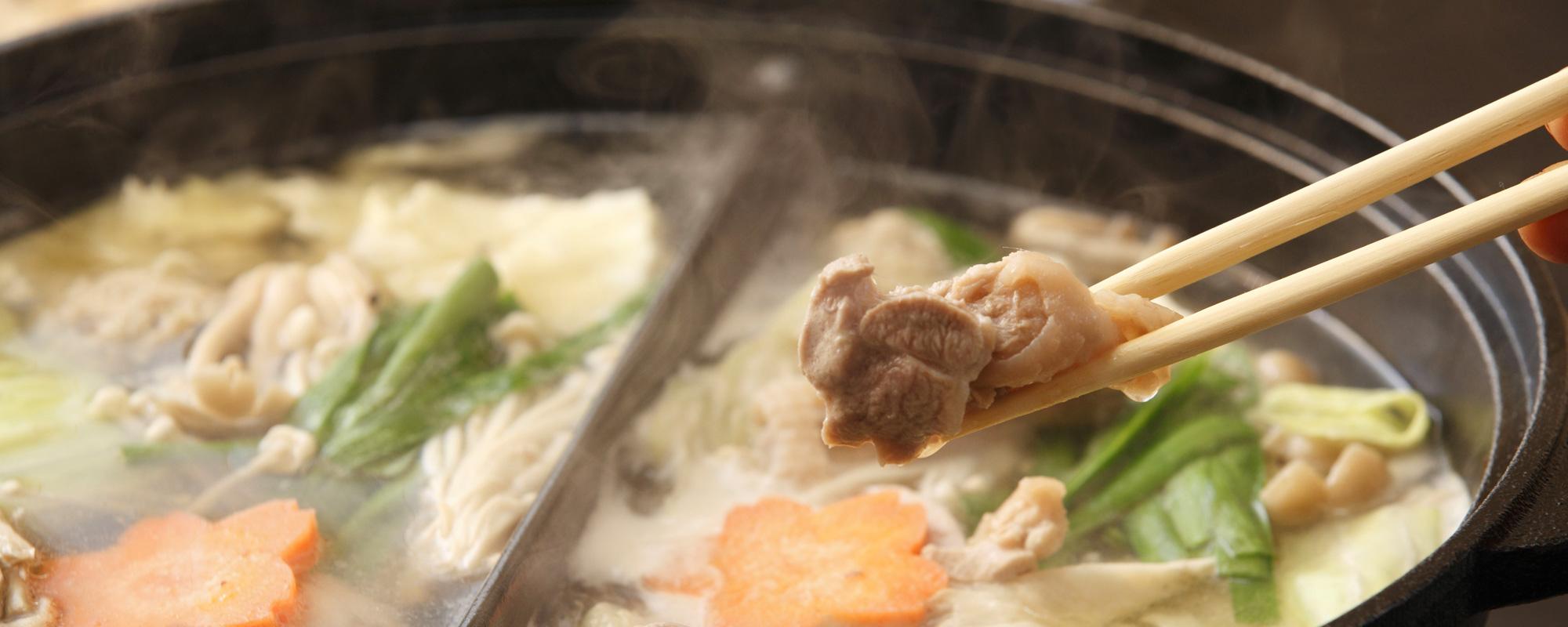 黒石市の食 よされ鍋