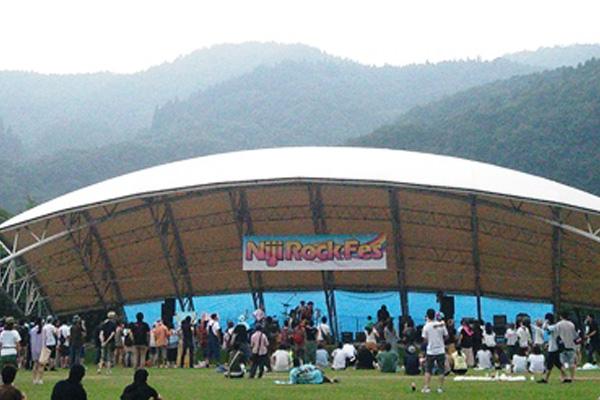 虹の湖ロックフェスティバル